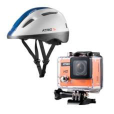 Câmera Hd Dc186 Com Capacete Urban Branco G Bi060 Atrio - DC189