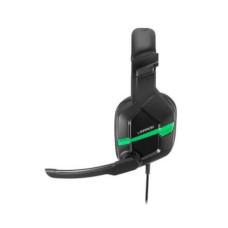 Fone de Ouvido Headset Gamer Askari P2 Xbox Verde Warrior - PH291
