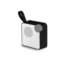 Caixa de Som Mini Bluetooth Speaker 5W Entrada Micro SD e Auxiliar Resistente à Água Preta Multilaser - SP309