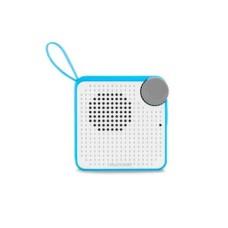 Caixa de Som Mini Bluetooth Speaker 5W Entrada Micro SD e Auxiliar Resistente à Água Azul Multilaser - SP312