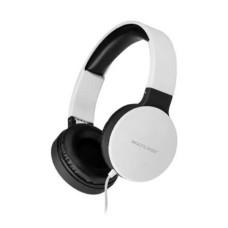 Headphone Dobrável New Fun P2 Multilaser Branco - PH269