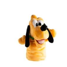 Fantoche de Pelúcia Pluto 28cm Amarelo Indicado para +4 Anos Multikids - BR937