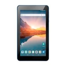 Tablet M7S Plus+ Wi-Fi e Bluetooth Quad Core Memória 16GB 7 Pol. Câmera Frontal 1.3MP e Traseira 2.0MP 1GB RAM Android 8.1 Azul Multilaser - NB299