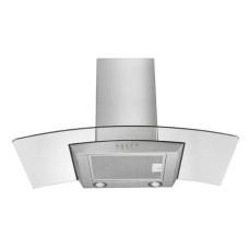 Coifa de Vidro 220V Inox com 234W 60cm 2 Lâmpadas de LED 3 Níveis de Sucção e Indicado para Fogões de até 4 Bocas Mulilaser - CE068
