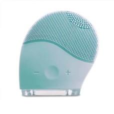 Escova Sônica para Massagem Facial Bella Resistente à Água e Recarregável Verde Água Multilaser - HC182