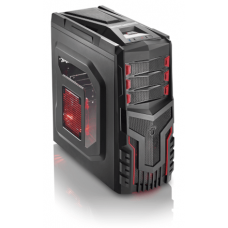 Gabinete GAMER sem Fonte Cooler com LED Multilaser - GA124