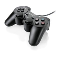 Multilaser Joystick p/ PS2 com Dual Shock JS043