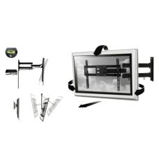 Suporte Inclinável Full Motion Universal para TV LCD/LED/Plasma/3D 32-50' Multilaser - AC261
