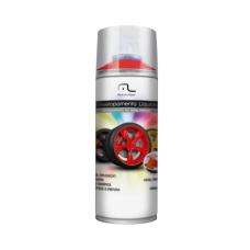 Spray de Envelopamento Líquido 400 ML Vermelho Fluorescente Multilaser - AU424
