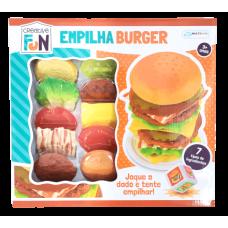 Creative Fun Empilhadeira Burguer - BR646