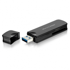 Leitor De Cartão Multilaser Super Speed USB 3.0 - AC290