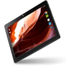 Tablet M10A Preto Quad Core Android 6.0 Dual Câmera 3G e Bluetooth Tela 10