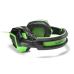 Headset Gamer Multilaser USB 7.1 Preto e Verde Warrior - PH224