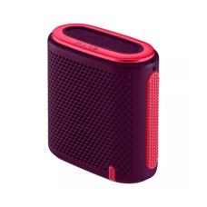 Caixa de Som Mini Bluetooth/SD/P2 10W RMS Roxo e Rosa Pulse - SP239