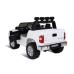 Pick Up Toyota Branca R/C Elétrica 12V Bandeirante