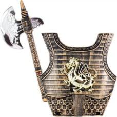 Cavaleiros e Guerreiros Kit Vikings Multikids - BR791