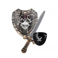 Cavaleiros e Guerreiros Kit Piratas Multikids – BR792