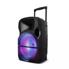 Caixa Amplificadora 150W RMS Bluetooth + Microfone sem Fio Multilaser