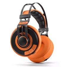 Headphone Premium Bluetooth Large Laranja