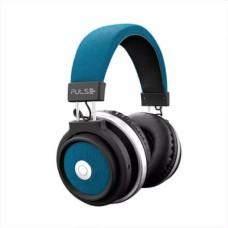 Fone de Ouvido Bluetooth Large Azul Pulse