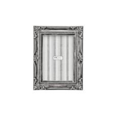Porta Retrato Retangular Classic Mart Collection 10x15cm Cinza
