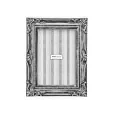 Porta Retrato Retangular Classic Mart Collection Foto 13x18cm Cinza