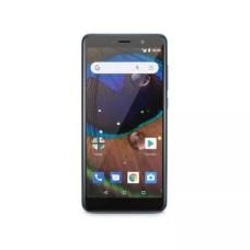 "Smartphone Multilaser MS50X 4G Quad Core 1GB RAM Tela 5,5"" Dual Chip Android 8.1 Azul/Preto - P9075"