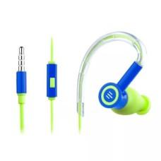 Fone de Ouvido Silicone Earhook Pulse Azul-Verde Pulse - PH223