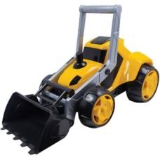 Trator Mega Z3 Com Pá 193e - Bs Toys