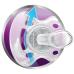 Kit Chupeta Contemporânea BPA Free 0-6 meses 2 Unidades ROSA SCF180/23