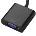 Conversor Displayport Macho X Vga 1080p Fêmea - Multilaser Wi369