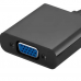 Conversor Type C Macho X Vga 1080p Femea - Wi372