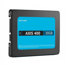 "SSD 2,5"" Axis 400 30GB Ultra Slim - Multilaser SS030"