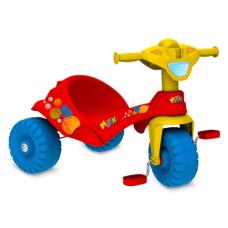 Triciclo Motoka cor Vermelho - Bandeirante 843