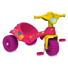 Triciclo Motoka cor Rosa - Bandeirante 844