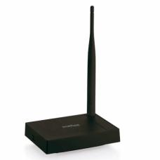 Roteador 150 Mbps 1 Antena 4 Portas Lan Mirage - MR0001