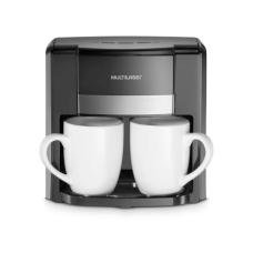 Cafeteira 2 Xícaras 500W 220V Preto Multilaser - BE010