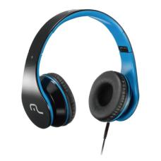 Multilaser Headphone com Microfone para Celular Azul PH113