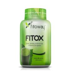 Fitox Fitoway (Fórmula Detox) - 60 Cáps