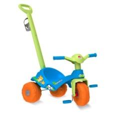 Triciclo Bandeirante Mototico Passeio & Pedal Azul 838