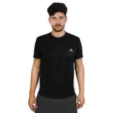 Camiseta Color Dry Workout SS CST-300 - Masculino - P - Preto - Muvin