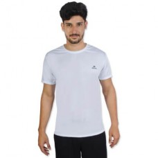 Camiseta Color Dry Workout SS CST-300 - Masculino - P - Branco - Muvin